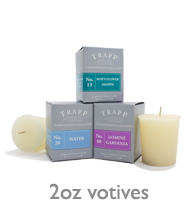 Trapp 2oz Votives Candles
