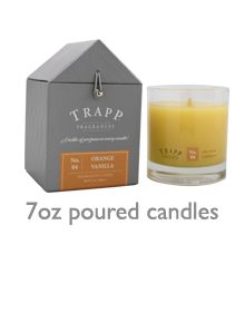 Trapp 7oz Poured Candles